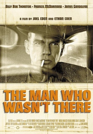 The Man Who Wasn't There 526x755