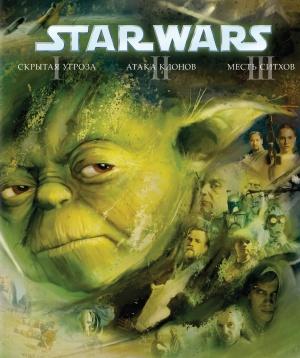 Star Wars: Episodio II - El ataque de los clones 1674x2000