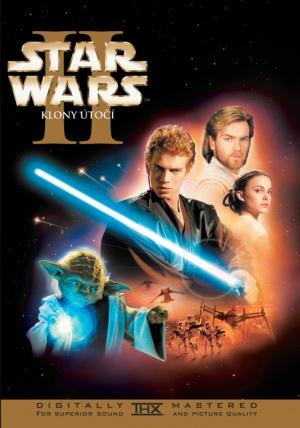 Star Wars: Episodio II - El ataque de los clones 740x1055