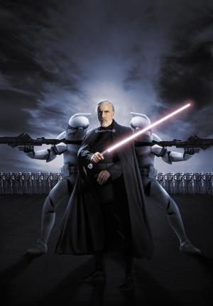 Star Wars: Episodio II - El ataque de los clones 3482x5000