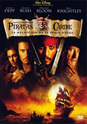Pirates of the Caribbean: The Curse of the Black Pearl 1517x2162