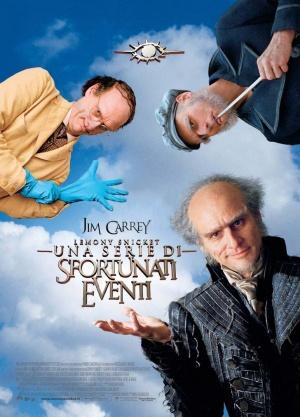 Lemony Snicket, una serie de eventos desafortunados 728x1011