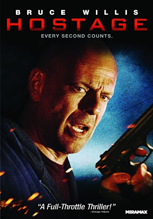 Hostage Dvd cover