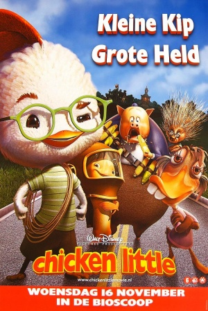 Chicken Little 750x1122