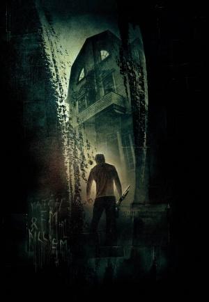 The Amityville Horror 3453x5000