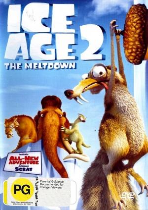 Ice Age 2 - Jäätikkö sulaa 1300x1838