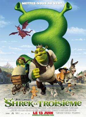 Shrek the Third 2835x3850