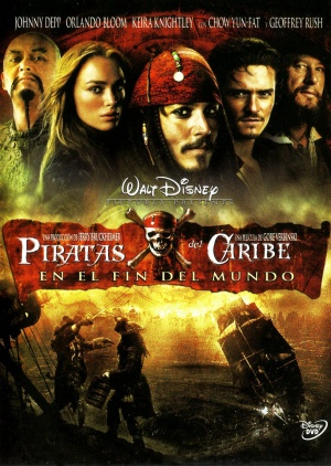 Pirates of the Caribbean: At World's End 1535x2161