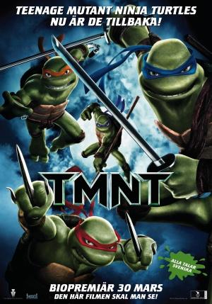 Teenage Mutant Ninja Turtles 3500x5000