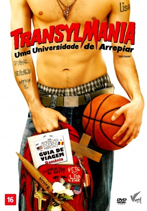 Transylmania Dvd cover