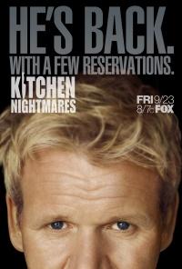 Kitchen Nightmares poster