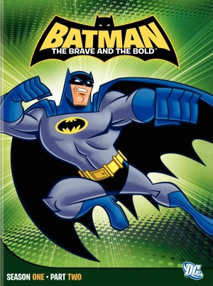 Batman: The Brave and the Bold 1662x2232