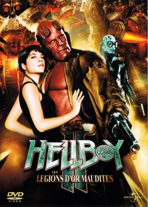 Hellboy II: The Golden Army 1550x2165
