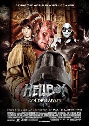 Hellboy II: The Golden Army 1240x1748