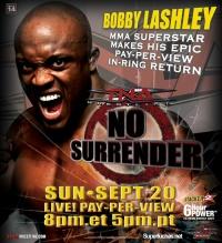 No Surrender poster