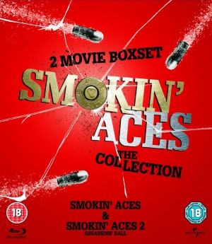 Smokin' Aces 2: Assassins' Ball Blu-ray cover