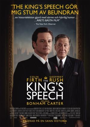 The King's Speech 1181x1671