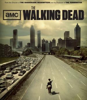 The Walking Dead 1607x1841