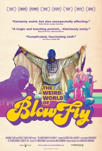 The Weird World of Blowfly poster