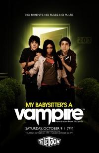 My Babysitter's a Vampire poster