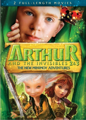 Arthur und die Minimoys 3 - Die große Entscheidung 1555x2171