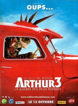 Arthur und die Minimoys 3 - Die große Entscheidung 2495x3351