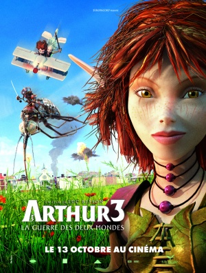 Arthur und die Minimoys 3 - Die große Entscheidung 1476x1949