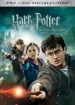 Harry Potter and the Deathly Hallows: Part 2 1434x2000