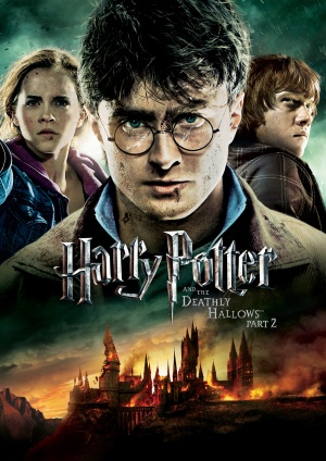 Harry Potter and the Deathly Hallows: Part 2 2549x3600