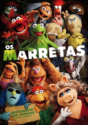 The Muppets 1129x1600