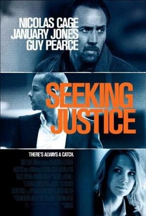 Seeking Justice 432x640