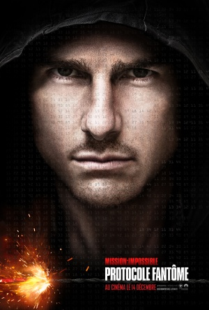 Mission: Impossible - Ghost Protocol 1350x2000