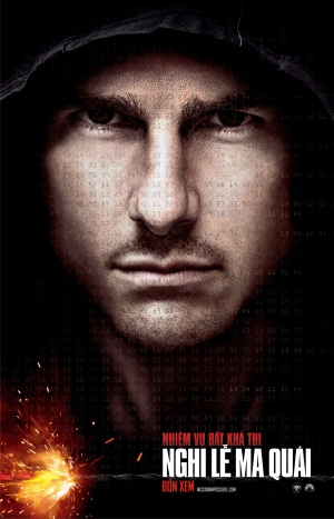 Mission: Impossible - Ghost Protocol 2800x4357
