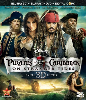 Pirates of the Caribbean: On Stranger Tides 1501x1762