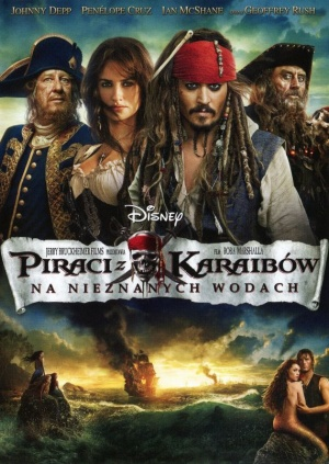 Pirates of the Caribbean: On Stranger Tides 570x803