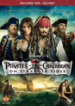 Pirates of the Caribbean: On Stranger Tides 1535x2175