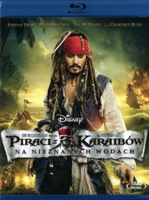 Pirates of the Caribbean: On Stranger Tides 570x766