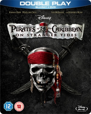 Pirates of the Caribbean: On Stranger Tides 800x1006