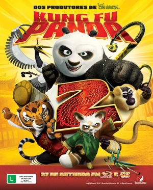 Kung Fu Panda 2 750x933