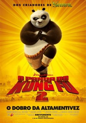 Kung Fu Panda 2 610x866