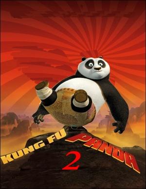 Kung Fu Panda 2 2550x3300