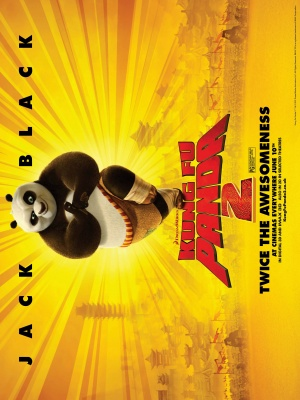 Kung Fu Panda 2 3750x5000
