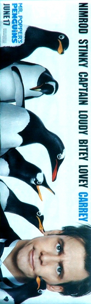 Mr. Popper's Penguins 300x999