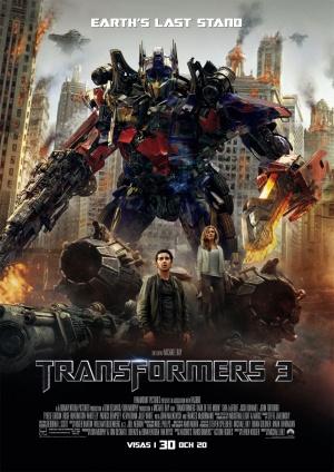 Transformers 3: Die dunkle Seite des Mondes 1181x1671