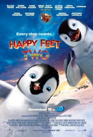 Happy Feet Two 1217x1800