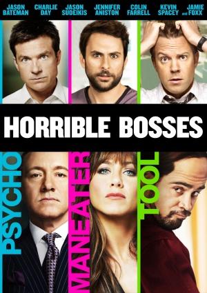 Horrible Bosses 2542x3600