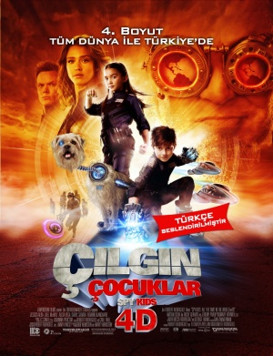 Spy Kids 4: All the Time in the World 960x1252