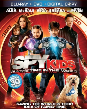 Spy Kids 4: All the Time in the World 1612x2028