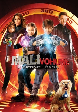Spy Kids 4: All the Time in the World 557x800