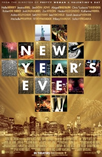 Capodanno a New York poster